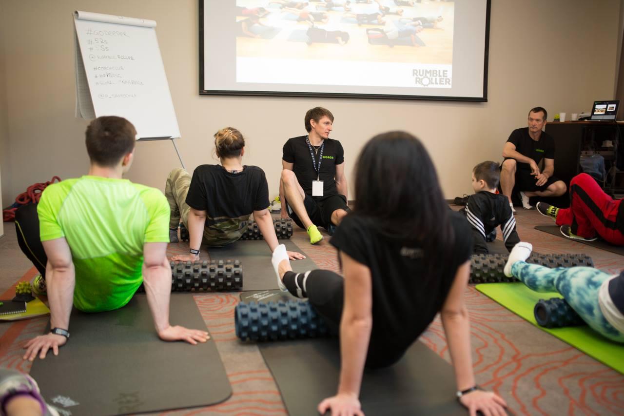 Обучение фитнес инструкторов