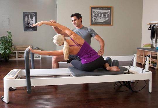 Обучающий курс Pilates Reformer