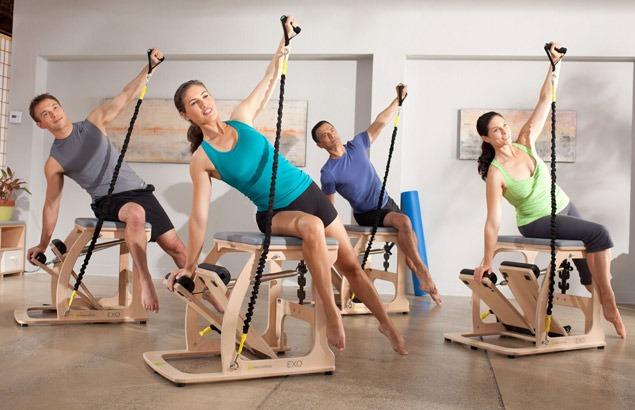 Обучение Pilates EXO® Chair