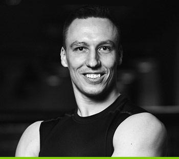 Тренер Александр Мироненко
