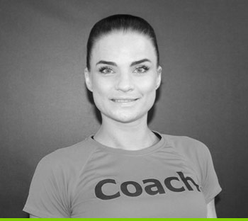 Тренер Анастасия Ларионова