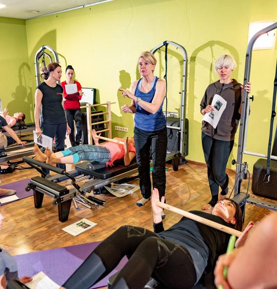 Семинар Оценка клиента и назначение упражнений