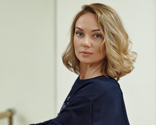 Тренер Анна Садчикова