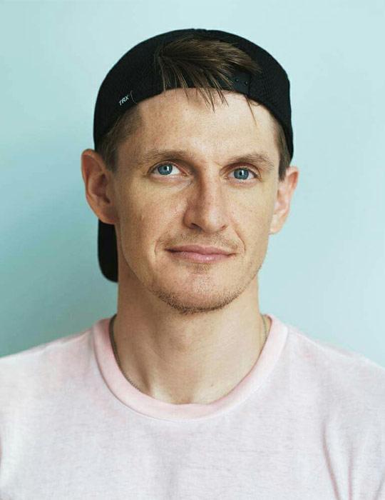Тренер Антон Шапочка