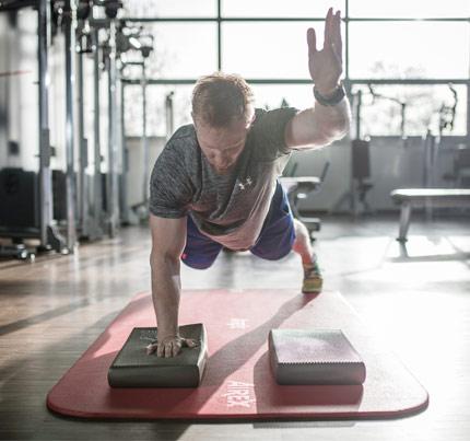 Кому полезны тренировки X-Balance?