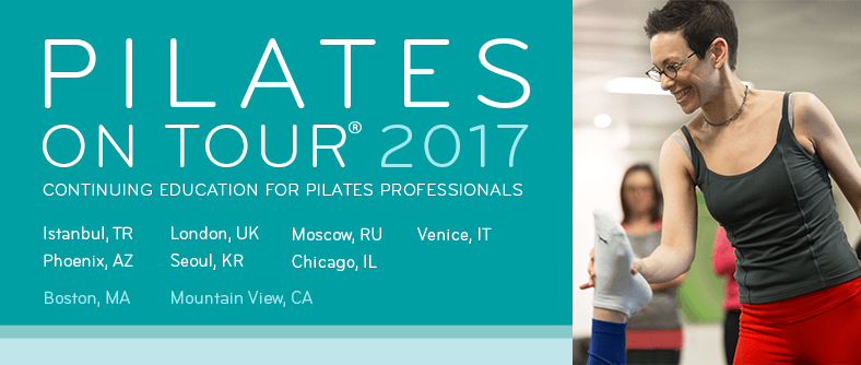 Pilates on Tour Moscow