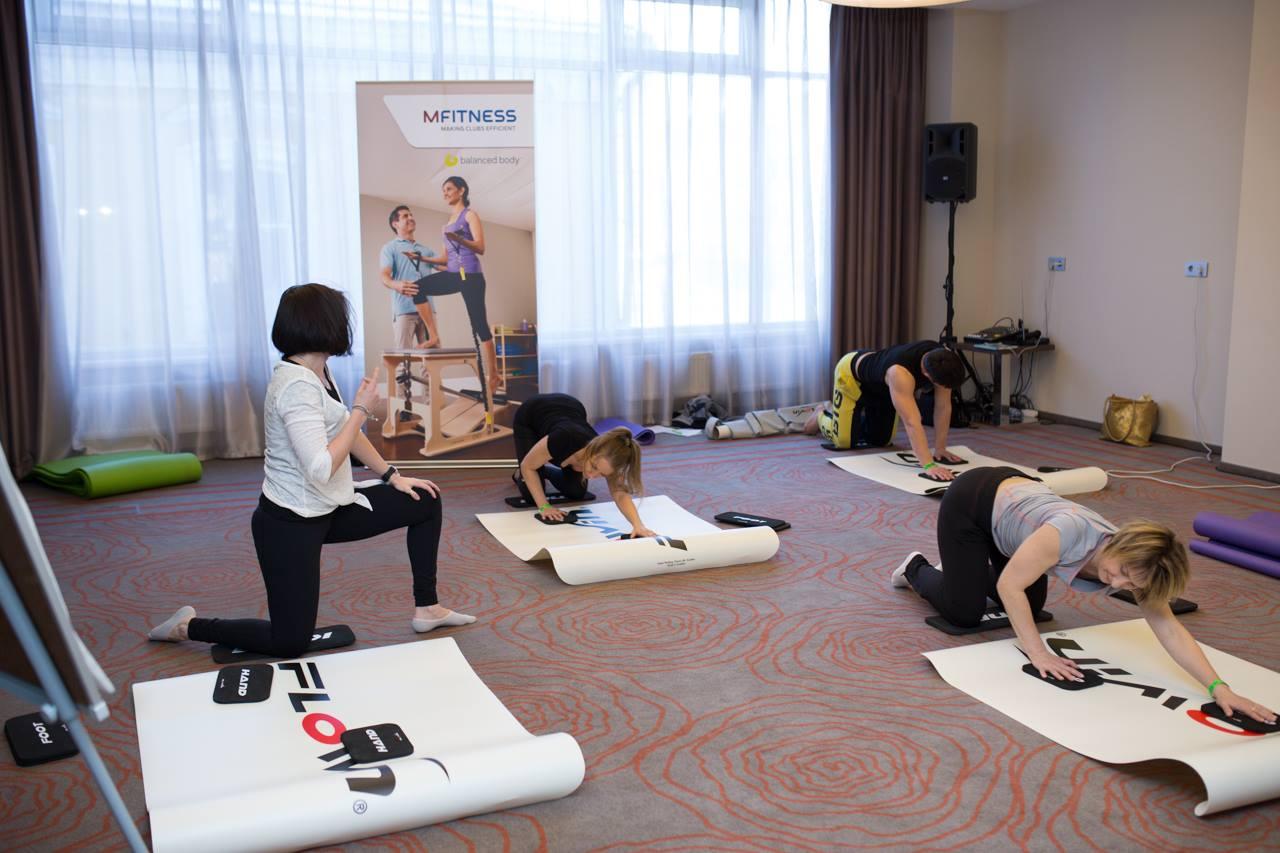 coach club Семинары для фитнес инструкторов next