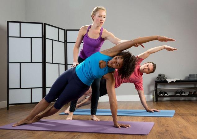 Обучение Pilates Mat