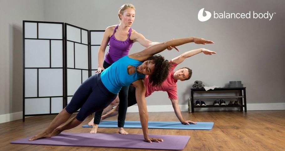 Balanced Body Mat Instructor