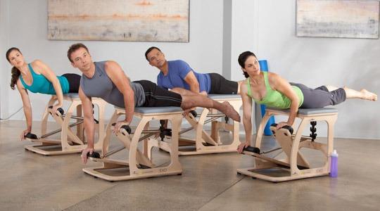 Воркшоп Pilates EXO® Chair